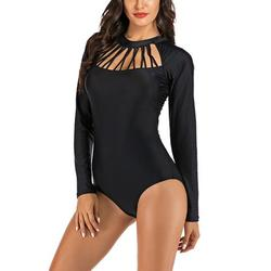 S-XXL Women Ladies Plus Size Swimdress Stitching One Piece Swimwear Juniors Bathing Suit Swimsuit Swimming Costumes Bathing Suit Push Up Padded Bra Tummy Control Rash Guard Black