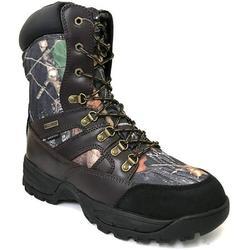 "Men's Hunting Boot Waterproof 600 Grams Insulated 9"" Interceptor Snow Hiking Shoes"