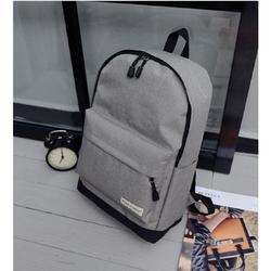 Fashion Unisex Bookbag Casual Laptop Backpack Classic Rucksack Couples School Bag