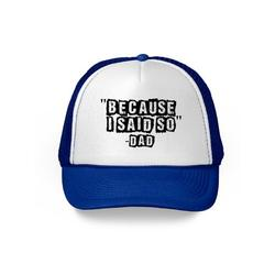 Awkward Styles Gifts for Dad Because I Said So Dad Hat Boss Dad Trucker Hat Legendary Dad Hat Funny Gifts for Father's Day Hat Accessories for Dad Father Trucker Hat Father's Day 2018 Father Son