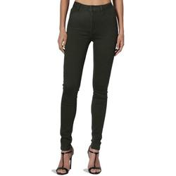 TheMogan Women's Must-Have High Rise Ankle Skinny Jeans Stretch Denim Jeggings