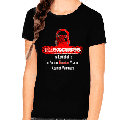 No Excuses Gym Work Out Shirts for KIDS - Graphic Tees for GIRLS YOUTH - Vintage Shirts for GIRLS