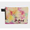 Tie Dye - Be Kind Carry-All Pouch