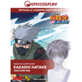 Epic Cosplay Wigs Naruto Anime Cosplay Wig Officially Licensed Kakashi Costume Wig From Naruto Shippuden