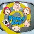 Family Guy Group Button B-FG-0002
