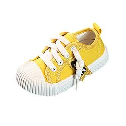 Baby Shoes Children Classic Canvas Shoes 1-6 Year Old Soft Bottom Spring White Baby Boys Casual Shoes Toddler Shoes for Girl y