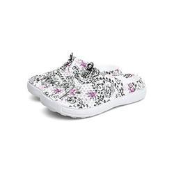Wazshop Womens Mens Casual Shoes House Slippers Flip Flops Hollow Comfy Sandals Clogs Casual Garden Shoes