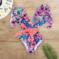 TANGNADE swimsuit women's body skirt swimsuit sexy shade swimwearWomen Swimsuit Fashion Ruffle Sexy Sprint Siamese Beach Swimwear