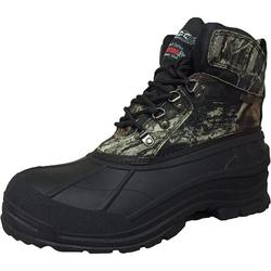 Men's Winter Snow Boots Camouflage Thermolite Insulated Hunting Shoes