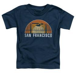 Star Trek - San Francisco Trek - Toddler Short Sleeve Shirt - 2T