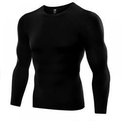 Yinrunx Shirts For Men Polo Shirts For Men Under Armour Shirts For Men Men'S T-Shirts T Shirt For Men New Men Sport Shirt Long Sleeve Quick Dry Men'S Running T-Shirts Gym Clothing Fitness Top Mens