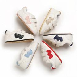 CUTELOVE Bobora Baby Shoes Boy Girl Classical Sport Soft Sole PU Leather Multi-Color Crib Baby Moccasins Casual Shoes