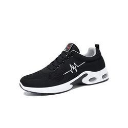 Avamo Men Mesh Sneaker Casual Shoes Lightweight Trainer Air Cushion Men's Cross Training Shoes