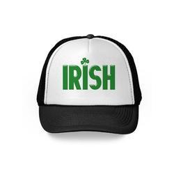 Awkward Styles Mens St. Patrick's Day Baseball Cap Womens Irish Hat for Men Women Irish Clovers Party Trucker Green Hat St Patricks Day Top Hat St Patricks Day Green Hat Trucker Irish Green