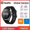 Xiaomi – montre connectée YouPin Haylou LS05, bracelet solaire, moniteur de fréquence cardiaque et