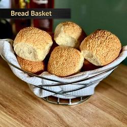 hodog2015 Fruit Basket, Wire Fruit Bowl, Even Ripening, Decorative Modern Design For Kitchen, Outdoors, Home, Office, Wedding & Housewarming Gifts