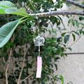 Yinrunx Wind Chimes Wind Chimes For Outside Wind Chime Memorial Wind Chimes Front Door Decor Door Decor Japanese Handmade Glass Painting And Wind Chimes Door Garden Office Decoration Gift For Girls