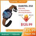 Oukitel – montre connectée Z32, 3 go + 32 go, Bluetooth, appel, moniteur d'activité physique en