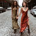 2021 nouvel Été zaraing femme robe traf décontracté maxi Longue robe de Soirée robes De Soirée robe