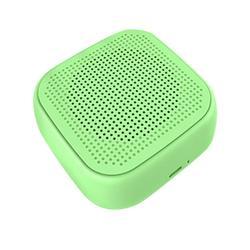 Rinhoo Loudspeaker Bluetooth V5.0 360 ° Surround Sound Speaker 3.5mm Portable Audio Speaker, Green