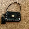 Michael Kors Accessories | Michael Kors Newer Leather Purse | Color: Black | Size: 10x6