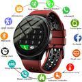 Montre connectée pour hommes, Bluetooth, appel ram 8 go, lecteur Mp3, moniteur de fréquence