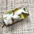 Kate Spade Bags | Kate Spade Lemon Printed Cosmetic Case | Color: White/Yellow | Size: Os