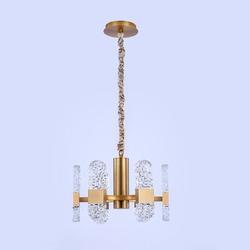 Led Pendant Lights,Rosdorf Park 60w Led Modern Chandeliers,modern Chandelier Pendant Lighting Fixture w/ Crystal Glass Lampshade For Living Room