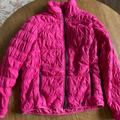 Under Armour Jackets & Coats | Girls Under Armour Light Coat Pink | Color: Pink | Size: Lg