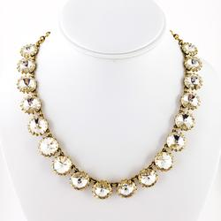 J. Crew Jewelry   J. Crew Necklace Venus Fly Trap Statement Necklace   Color: Gold   Size: Os