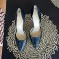 Jessica Simpson Shoes | Jessica Simpson Leather Pumps | Color: Black | Size: 10