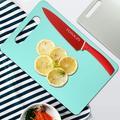zhong_hua Plastic Cutting Board Sets For Kitchen, Durable Plastic Chopping Mat Set Of 2 w/ Hanging Hole, Flexible, Dishwasher Safe, BPA-Free Wayfair