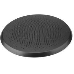 mskey Pizza Pan Pizza Pan w/ Holes Perforated Food Network Pizza Pan Round Pizza Tray Pizza Crisper Pan Heavy Duty Aluminum Alloy Pizza Baking Tray Bakewa Aluminum