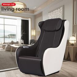 Inbox Zero Integrated 8d Electric Massage Chair Space, Electric Massage Sofa Chair Beating & Kneading Back Massage in Black/White   Wayfair