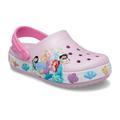Crocs Ballerina Pink Kids' Crocs Fun Lab Disney Princess Lights Clog Shoes