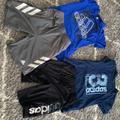 Adidas Shirts & Tops | Bundle- 2 Adidas Shirts And 2 Adidas Shirts | Color: Blue/Gray | Size: Various