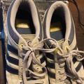 Adidas Shoes   Adidas Mens Tennis Shoes   Color: Blue/White   Size: 10.5