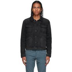 Black Selvedge Denim Jacket - Black - Tom Ford Jackets