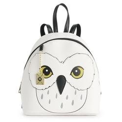 Harry Potter Hedwig Mini Backpack, White