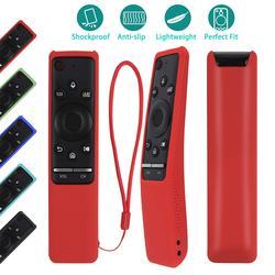 Coque en Silicone pour télécommande Samsung QLED Smart 4K, BN59-01242A, BN59-01244A, BN59-01241A,