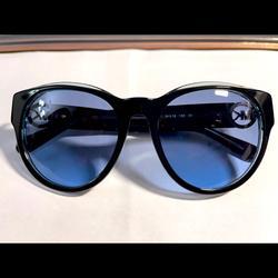 Michael Kors Accessories | Michael Kors Sunglasses | Color: Black | Size: Regular Size Sunglasses 7x2.25