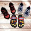 Vans Shoes | Lot Of 3 Pairs Of Toddler Boy Shoes Size 6 | Color: Blue/Red | Size: 6bb