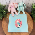 FAO Schwarz The Bunny Tails Easter Book Plush Toys