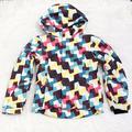 Obermeyer Jade Multi-Colored Ski Jacket