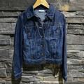 New York & Company Denim Jean Jacket XS