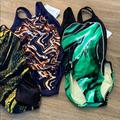 Speedo one piece practice suit swimsuit