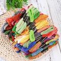 Flightbird 100 Colors Magic Pencil For Embroidery Needle Hoop Kit Thread Piercing Kit Knitting Needlework Women Diy Sewing Accessories Tweezers Tool