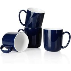 gelaosidun Coffee Mugs Set Of 6 Porcelain Coffee Mugs Large Size Coffee Mugs Set Coffee Mug Set For Coffee Hot Tea Cocoa Colorful Coffee Mug 15 Oz Cool Assorted Ceramic