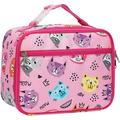 Harriet Bee Lunch Box,Kids Insulated Lunch Box For Girls, Portable Reusable Toddler Lunch Cooler Bag Thermal Organizer, Water-Resistant Lining