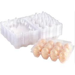 Prep & Savour Plastic Egg Cartons For Chicken Eggs, Clear Egg Holder Stackable Egg Storage Container Egg Tray Holder For Chicken Farm | Wayfair